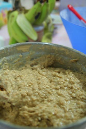 Wooffles mixture