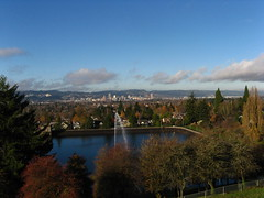Portland   From Mount Tabor