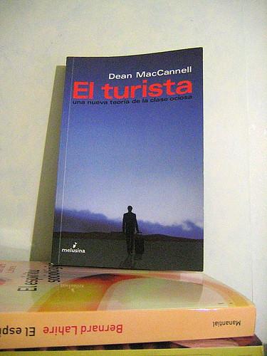 El turista, de Dean Maccannell