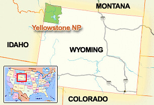 Yellowstone - yell_location-map