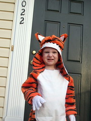 brian dressed up as hobbes