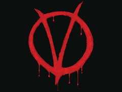 V For Vendetta - 1024x768