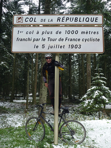 Col de la Republique