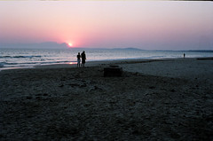 Pink Sunset (by Steve Crane)