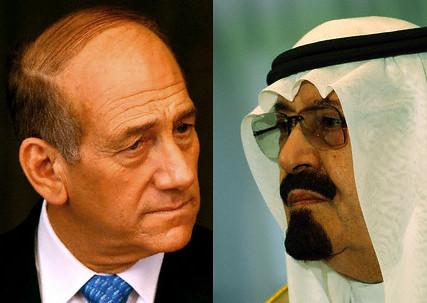 PM Olmert and King Abdullah