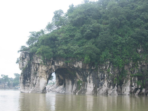 Guilin Elephant Rock