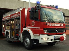 Neuer Rüstwagen Raunheim