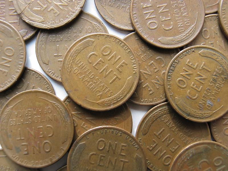 Wheat pennies