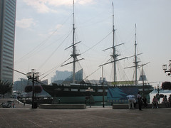 baltimore ship
