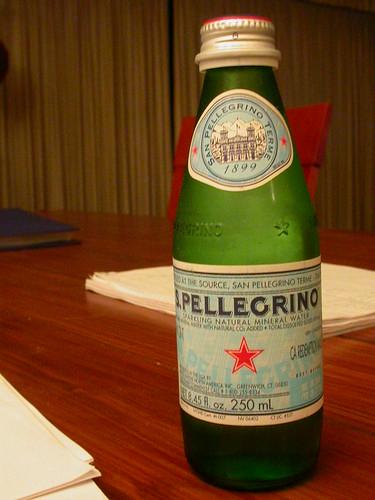 San Pellegrino 氣泡水