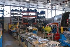 Lancaster Work Area