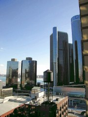 Detroit Renaissance Center 1