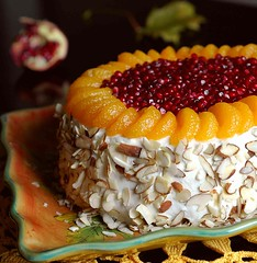 Pumpkin-Citrus Cake