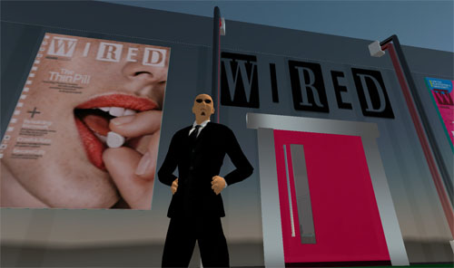 Jeff Howe on Crowdsourcing @ WIRED in SL
