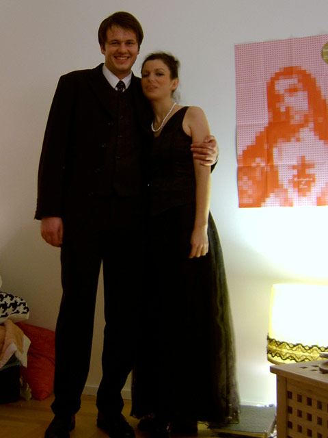 Fancy dress party