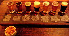 Variedades de cervezas en Antares