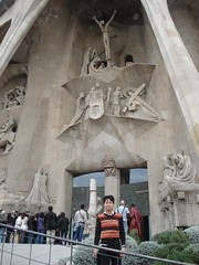 La Sagrada Familia and Me