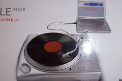 Ion USB Turntable Box