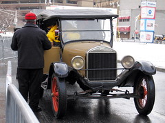 Detroit Superbowl Model T 1