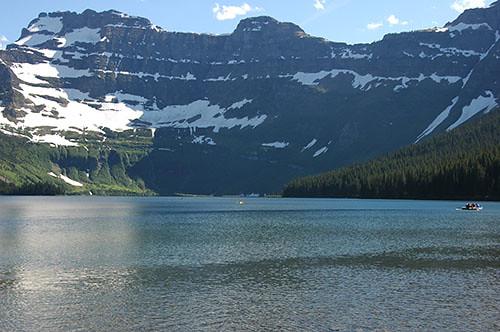 Waterton Lake - Came ron Lake