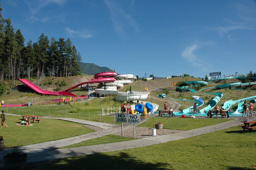 Big Sky Waterpark - Park Overview