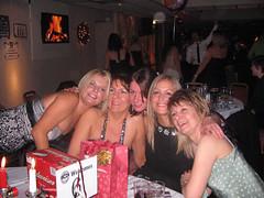 Adele, Pauline, Danni, Nicole & Dorothy