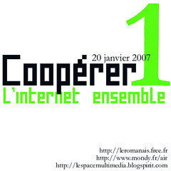 Coopérer, 20 janvier 2007