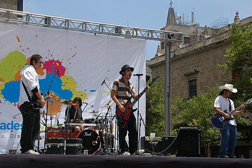 Guadaljara - 02 - Rock Concert