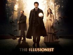 [閒聊] 锥??至尊 (The Illusionist) 1.海報