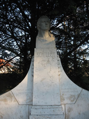 Pomnik Schillera (I)