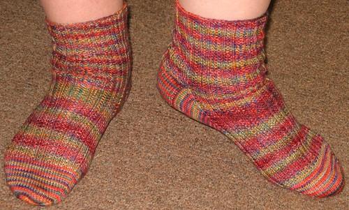 Koigu sock2