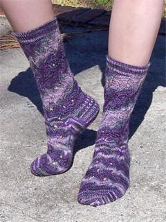 BP Rococo Socks4