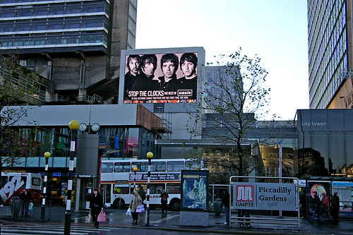 Oasis in their hometown