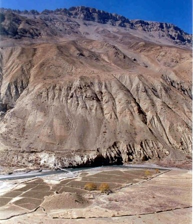 Bridge from Spiti to Pin Valley