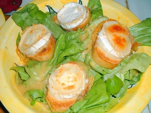 salade de chevre