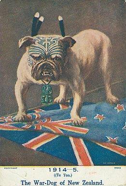 Maori wardog WWI