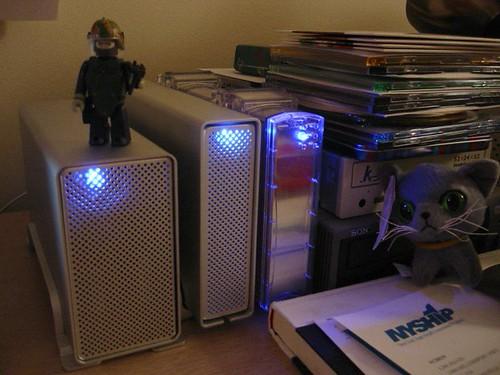 Building my 800GB RAID - 4