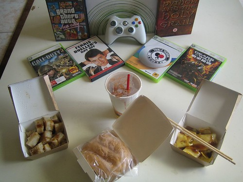 Xbox 360 Last Meal