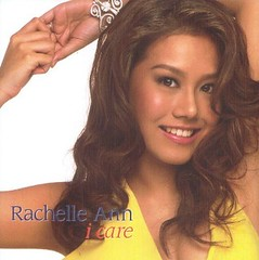 Rachelle Ann Go (I Care) Album Art