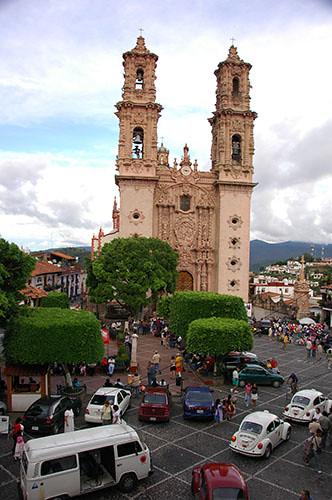 Taxco - 10 Templo de Santa Prisca