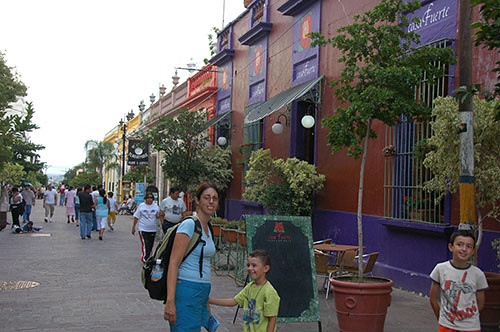 Guadaljara - 12 - Street picture