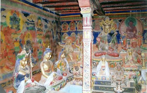 Ki Monastery Idols