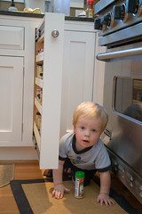Getting out from behind the spice rack