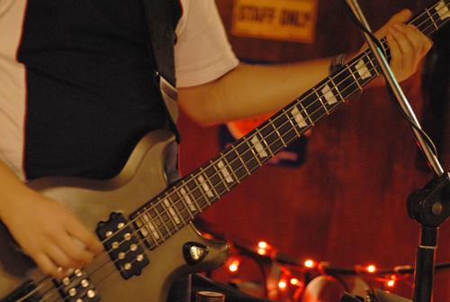 Colin's Bass Guitar