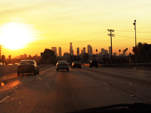 Sunrise commute