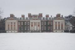 Hursley in the snow