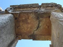 Suleiman Castle, Roman Remnants