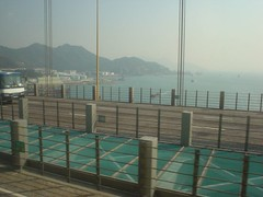 28.從青馬大橋遠眺