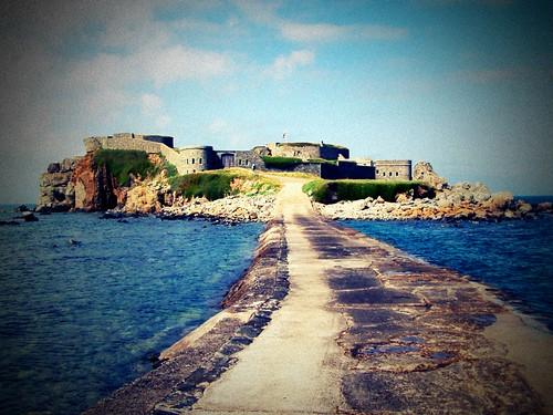 Fort Clonque - Lomo'd