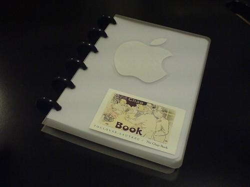 My first A6 size home-made Circa notebook